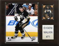 "Pittsburgh Penguins Evgeni Malkin 12"" x 15"" Player Plaque"