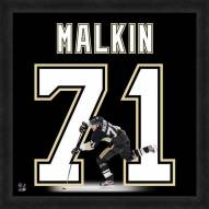 Pittsburgh Penguins Evgeni Malkin Uniframe Framed Jersey Photo