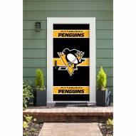 Pittsburgh Penguins Front Door Cover