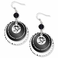 Pittsburgh Penguins Game Day Earrings
