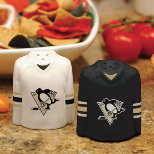 Pittsburgh Penguins Gameday Salt and Pepper Shakers
