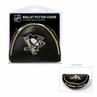 Pittsburgh Penguins Golf Mallet Putter Cover
