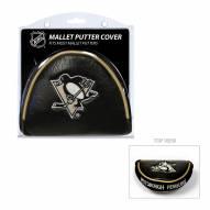 Pittsburgh Penguins Golf Mallet Putter Cover