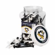 Pittsburgh Penguins 175 Golf Tee Jar