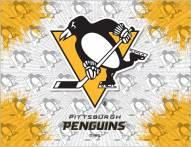 Pittsburgh Penguins Logo Canvas Print