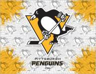 Pittsburgh Penguins Logo Canvas Print