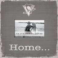 Pittsburgh Penguins Home Picture Frame