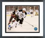 Pittsburgh Penguins James Neal 2014 NHL Stadium Series Framed Photo
