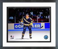 Pittsburgh Penguins Jaromir Jagr Action Framed Photo