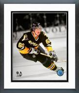 Pittsburgh Penguins Jaromir Jagr Spotlight Action Framed Photo