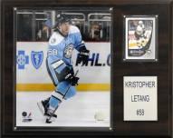 "Pittsburgh Penguins Kris Letang 12"" x 15"" Player Plaque"