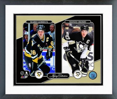 Pittsburgh Penguins Legacy Collection Framed Photo