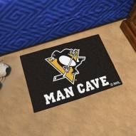 Pittsburgh Penguins Man Cave Starter Mat