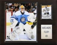 "Pittsburgh Penguins Marc-Andre Fleury 12"" x 15"" Player Plaque"
