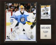"Pittsburgh Penguins Marc-Andre Fleury 12"" x 15"" Player Plaque"