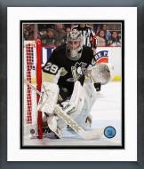 Pittsburgh Penguins Marc-Andre Fleury 2014-15 Framed Photo