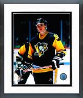 Pittsburgh Penguins Mario Lemieux Action Framed Photo