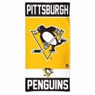 Pittsburgh Penguins McArthur Beach Towel