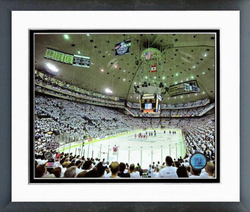 Pittsburgh Penguins Mellon Arena NHL Stanley Cup Finals Framed Photo