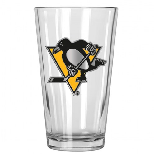 Pittsburgh Penguins NHL Pint Glass - Set of 2