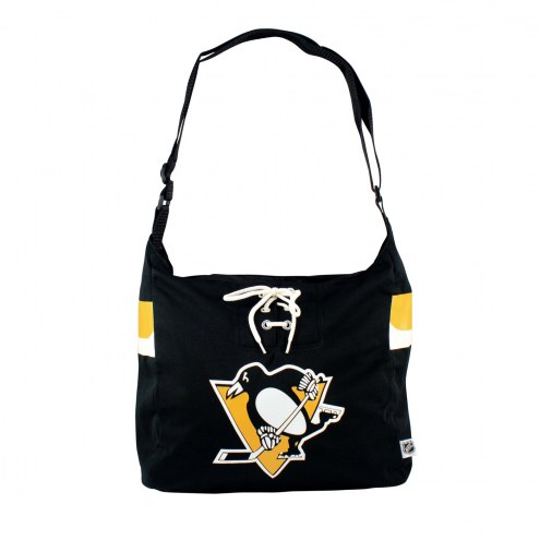 Pittsburgh Penguins Team Jersey Tote