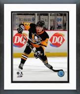 Pittsburgh Penguins Olli Maatta Action Framed Photo