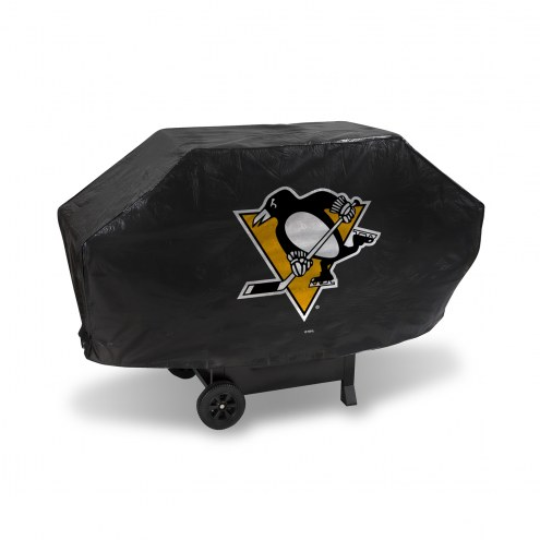 Pittsburgh Penguins Padded Grill Cover