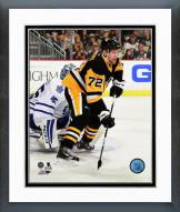 Pittsburgh Penguins Patric Hornqvist Action Framed Photo