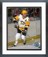 Pittsburgh Penguins Paul Coffey 1988 Action Framed Photo
