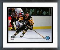 Pittsburgh Penguins Paul Coffey 1991 Action Framed Photo