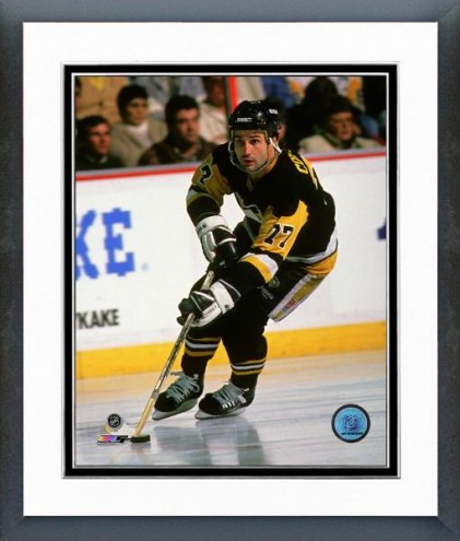 Pittsburgh Penguins Paul Coffey 1992-93 Action Framed Photo