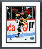 Pittsburgh Penguins Paul Coffey Action Framed Photo