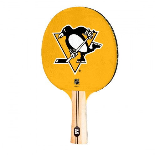 Pittsburgh Penguins Ping Pong Paddle