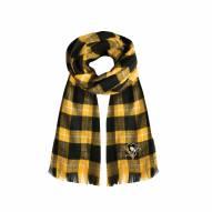 Pittsburgh Penguins Plaid Blanket Scarf