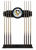 Pittsburgh Penguins Pool Cue Rack