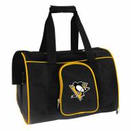 Pittsburgh Penguins Premium Pet Carrier Bag
