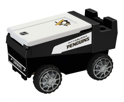 Pittsburgh Penguins Remote Control Zamboni Cooler