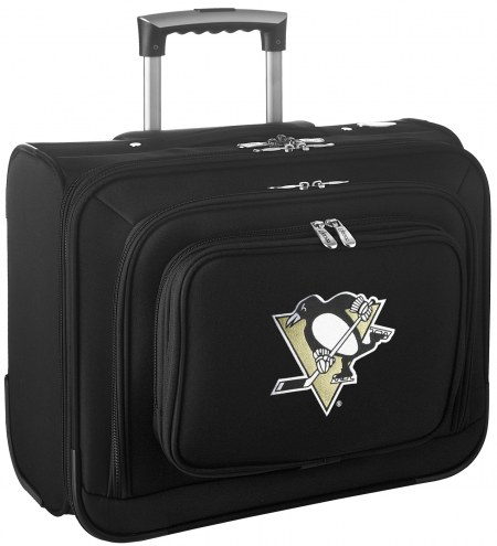 Pittsburgh Penguins Rolling Laptop Overnighter Bag