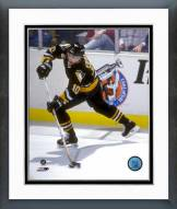 Pittsburgh Penguins Ron Francis 1992-93 Action Framed Photo