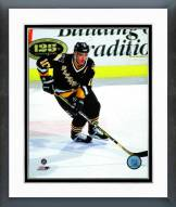 Pittsburgh Penguins Ron Francis 1993-94 Action Framed Photo