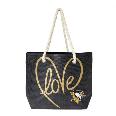Pittsburgh Penguins Rope Tote