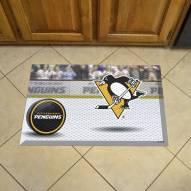 Pittsburgh Penguins Scraper Door Mat