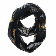 Pittsburgh Penguins Sheer Infinity Scarf