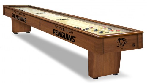 Pittsburgh Penguins Shuffleboard Table
