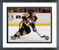 Pittsburgh Penguins Sidney Crosby Action Framed Photo