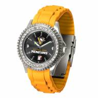 Pittsburgh Penguins Sparkle Women's Watch