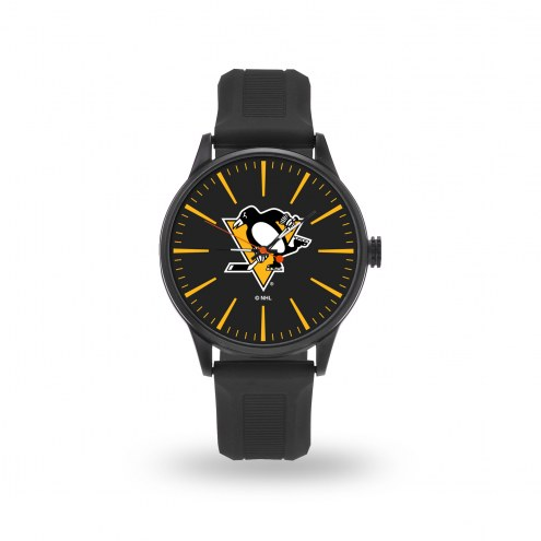 Pittsburgh Penguins Sparo Men's Cheer Watch