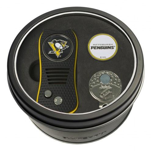 Pittsburgh Penguins Switchfix Golf Divot Tool, Hat Clip, & Ball Marker