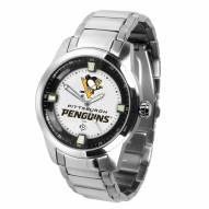 Pittsburgh Penguins Titan Steel Men's Watch