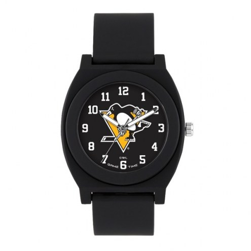 Pittsburgh Penguins Unisex Fan Black Watch